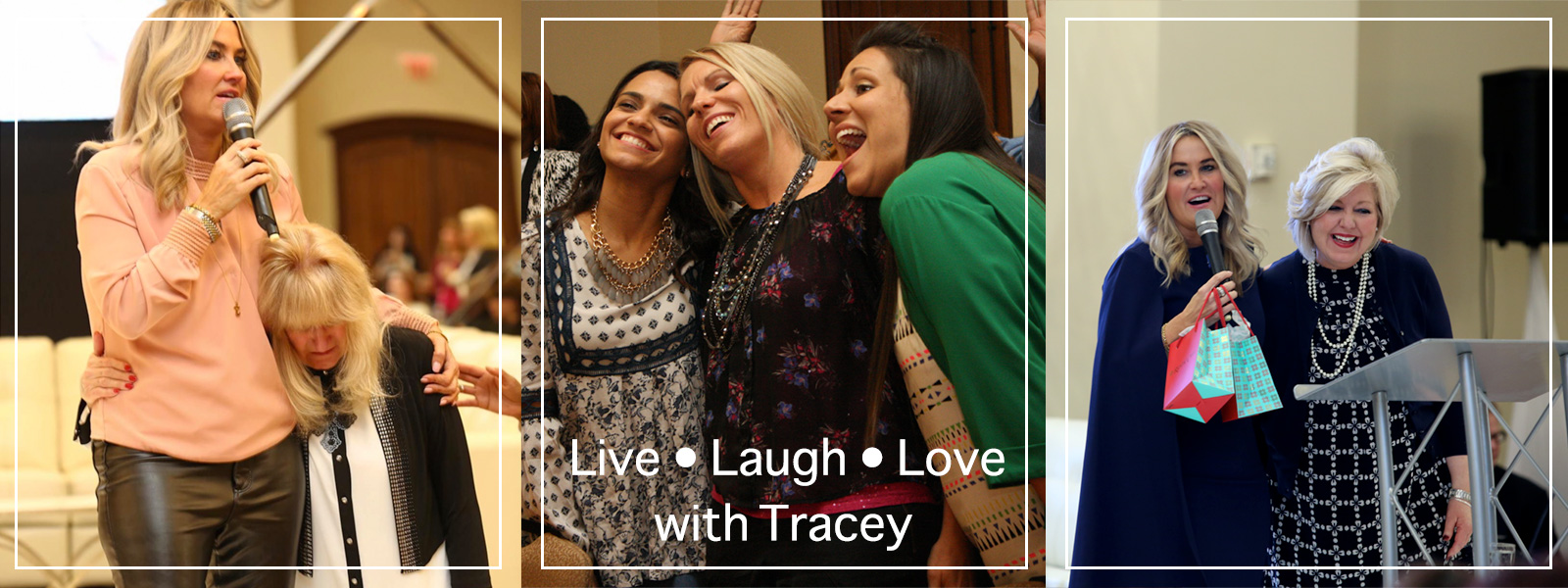 Live Laugh and Love with Tracey